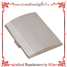 Personalized Silver Name Card Holder (CX-CH-021)