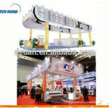 truss backwall tradeshow display from china exhibition booths factory