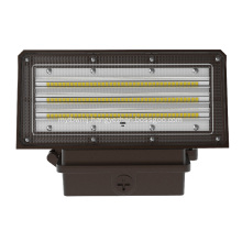 Aluminum Housing 140lm/W All-in-one LED Wall Pack Lights
