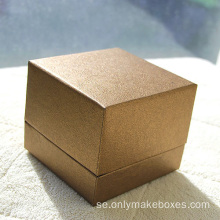 Custom Fancy Paper Watch Box med lock