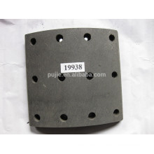 Non asbestos friction material brake lining 19938