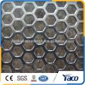 meta malha perfurada, painel de metal perfurado, grade de alto-falante de malha de metal perfurada