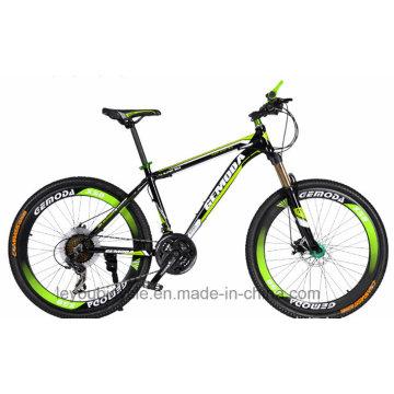 Bicicleta MTB de bicicleta de montaña de carbono de moda de alta calidad