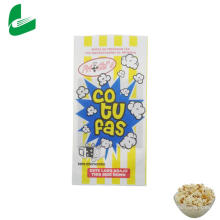 Bolsas de palomitas de maíz para microondas personalizadas