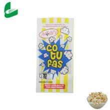 Custom microwave popcorn bags