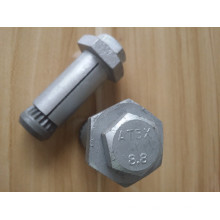 Erweiterungsschraube und Ankerhülse für Stahlwerk