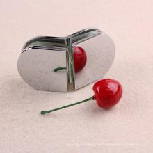 Pinzas de fijación de la puerta de cristal de la sala de ducha de 135 grados