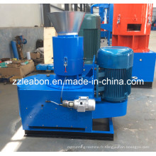 Kaf-350 Flat Die Biomass Wood Pellet Press