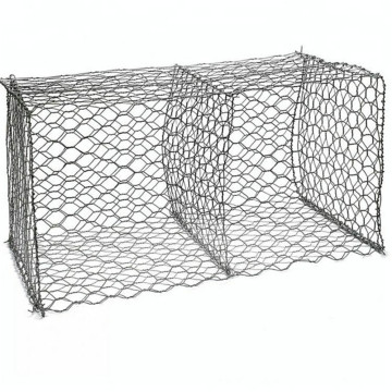 Flood Control Hexagonal Wire Mesh Gabion Box