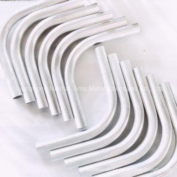 Aluminium Closure Bend for Handrail Ball Joint Handrail Bend