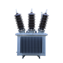 Low Loss 150 kVA 35 Kv Oil Immersed Power Transformer with Kema Certificate