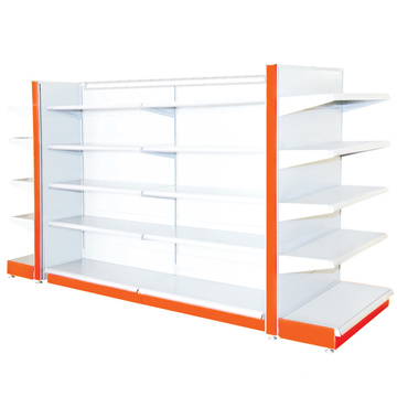 Easy to assemble Cosmetic shelf with lightbox Corner Shelving Convenience store equipment appliance display rack
