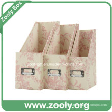 Paper File Folder Holder / Printed Cardboard Document File Folder