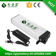 Bateria recarregável da e-bicicleta do íon 8A 10ah 48V de 18650 li, bateria de íon de lítio de 36 volts para a bicicleta elétrica