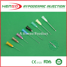 Hypodermic Needle Sizes for Injection