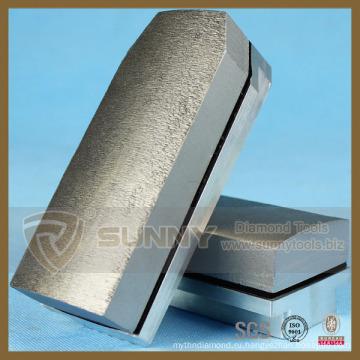 Солнечный инструмент с долгим сроком службы Fickert шлифовальный камень Diamond