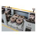 Machine de formage de rouleaux de quille en acier léger