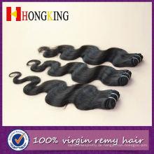 Brasilianisches menschliches Kbl brasilianisches Jungfrau-Haar