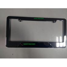 Автомобиль Лицензионный держатель лицензии Frame Frame с ABS 312 * 160 мм Болты с рамкой для визитных карточек Держатель для автомобилей