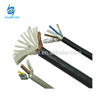 Pairs BS5308 Collective Screened twisted multi-pair sheild Instrument Cable