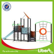 Hot Selling Plastic Outdoor terrain de jeux Matériel de loisirs pour Children Care Center LE-XD002