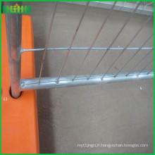 Panneau de clôture temporaire (prix d'usine)