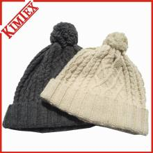 High Quality Jacqaurd Acrylic Winter Toques