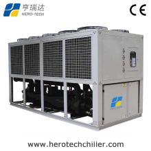 High Quality 120ton Air Cooled Industrial Screw Chiller
