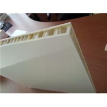 Panneaux de panneaux Honeycomb en fibre de verre ignifuge