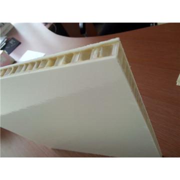 Feuerfeste Glasfaser-PP-Wabenplatten