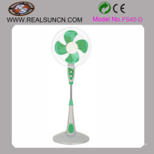 16′′stand Fan with Strong Base ABS Material