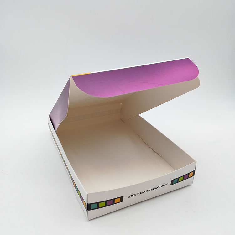 White Card Paper Box