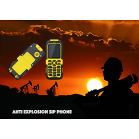 Anti-explosion SIP Phone