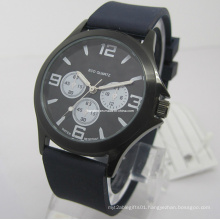 Brand New Stylish Jelly Silicone Watch (HAL-1246)