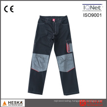 New Design Cargo Cotton Canvas Bleach Acid Resistant Safety Work Trousers
