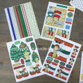 The Ultimate A4 Die-Cut Coletor do Pack Natal DIY Paper Craft Scrapbook Kits