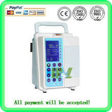 Peristaltic safe infusion pump MSLIS08 with top quality