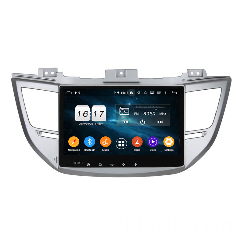 Popular android 9.0 car for IX35