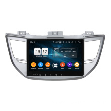 Popular android 9.0 car stereo for IX35