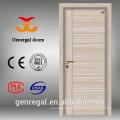 Melamine flush simple door design