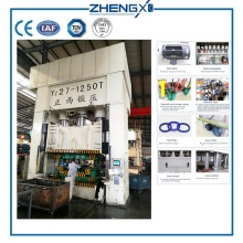 Automobile Hood Forming Hydraulic Press Machine 1600 Ton