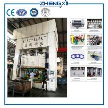 Máquina de prensa hidráulica de marco H Prensa de estampado 12500Ton