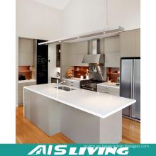 Muebles de gabinetes de cocina con isla UV (AIS-K331)