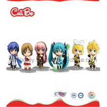 Little Pretty Girl and Boy Plastic Toy (CB-PM009-S)