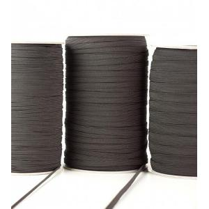 50m Latex flach geflochtene elastische 12cords 10mm