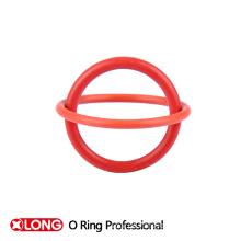 Bester verkaufender hochwertiger roter O-Ring
