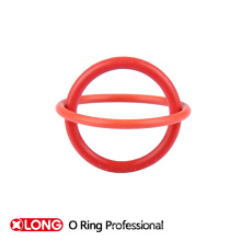 O-ring rojo superventas de la alta calidad