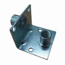 Acero inoxidable / aluminio / metal estampada parte (JX040)