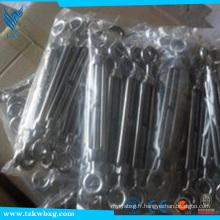 SUS 410 tendeur en acier inoxydable fabricants professionnels chinois