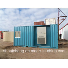 Low Cost Sandwich Panel Prefab Container House for Malaysia